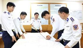 Phòng Tác chiến/Bộ Tham mưu- Lá cờ đầu trong phong trào Thi đua Quyết thắng của Bộ Tham mưu Cảnh sát biển