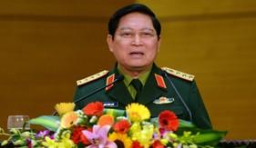 Thư chúc Tết của Bộ trưởng Bộ Quốc phòng