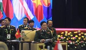 Khai mạc Hội nghị hẹp Bộ trưởng Quốc phòng các nước ASEAN tại Hà Nội