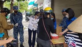 Đoàn Đặc nhiệm PCTP ma túy số 1 nghiêm túc, chủ động phòng, chống dịch bệnh Covid - 19
