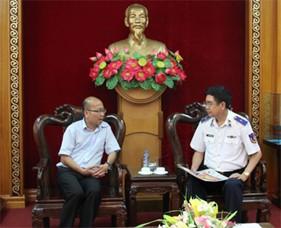 Lực lượng Cảnh sát biển tin tưởng tuyệt đối và chấp hành nghiêm đối sách trên biển