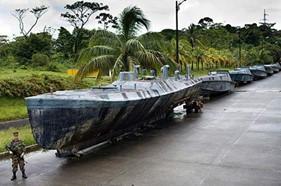 Dùng tàu ngầm vận chuyển ma túy - thủ đoạn tinh vi của tội phạm trên biển