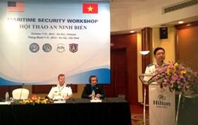 Hội thảo Liên ngành về An ninh biển tại Hà Nội