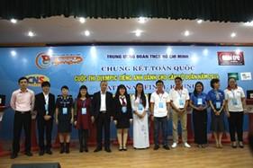 Tuổi trẻ Cảnh sát biển đạt giải ba tại cuộc thi Olympic Tiếng Anh dành cho cán bộ Đoàn năm 2014