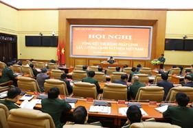 Tổng kết thi hành Pháp lệnh Lực lượng Cảnh sát biển Việt Nam