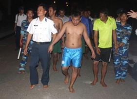 Hành trình bắt 11 tên cướp biển của Cảnh sát biển Việt Nam