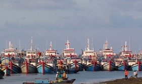 Chính phủ ưu tiên phát triển khai thác hải sản để bảo vệ chủ quyền