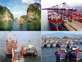 6 nhóm giải pháp phát triển kinh tế biển