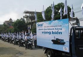 Gói cước Sea+ của Viettel cùng ngư dân bám biển