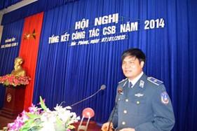 BTL Vùng CSB1 tổ chức Hội nghị Tổng kết công tác Cảnh sát biển năm 2014