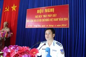 """Hội nghị thực hiện """"Ngày Pháp luật nước Cộng hòa xã hội chủ nghĩa Việt Nam"""""""
