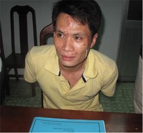 Cụm ĐNPCTP ma túy số 3 bắt giữ đối tượng mua bán trái phép chất ma túy