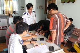 Cụm ĐNPCTP ma túy số 4 bắt quả tang 02 đối tượng có hành vi tàng trữ trái phép chất ma túy