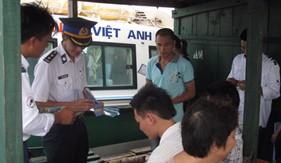 Cụm ĐNPCTP ma tuý số 1 tuyên truyền pháp luật phòng chống ma tuý cho ngư dân