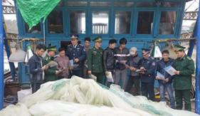 Ban PCTP ma túy/BTL Vùng Cảnh sát biển 1 tổ chức tuyên truyền pháp luật, phòng chống tội phạm ma túy cho ngư dân