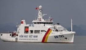 Trách nhiệm của tàu quân sự và tàu thuyền công vụ của nước ngoài trong vùng Biển Việt Nam