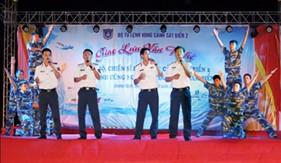 BTL Vùng Cảnh sát biển 2: Phát huy sức trẻ, hoàn thành tốt nhiệm vụ được giao