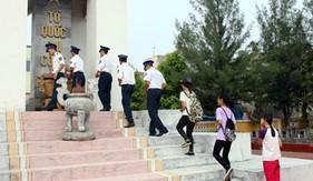 BTL Vùng Cảnh sát biển 1 đẩy mạnh các hoạt động tri ân kỉ niệm Ngày Thương binh - Liệt sỹ 27/7