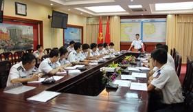 Khai mạc lớp Tập huấn công tác Tham mưu Tác chiến năm 2015