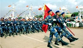 Cục Cảnh sát biển Việt Nam 15 năm xây dựng và trưởng thành