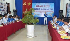 Tuổi trẻ BTL Vùng Cảnh sát biển 2 hướng tới các ngày lễ lớn