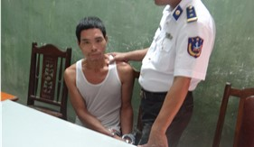 BTL Vùng Cảnh sát biển 1 phối hợp Công an huyện Thủy Nguyên, Tp.Hải Phòng bắt giữ đối tượng tàng trữ, mua bán trái phép chất ma túy