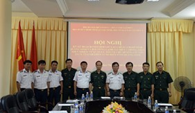 BTL Vùng Cảnh sát biển 1 ký kết Quy chế phối hợp với Bộ chỉ huy Bộ đội Biên phòng tỉnh Quảng Ninh