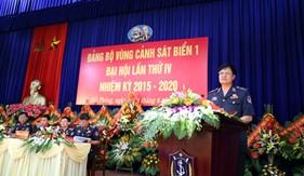 Khai mạc Đại hội Đại biểu Đảng bộ Vùng CSB 1 lần thứ IV nhiệm kỳ 2015 - 2020