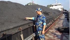 BTL Vùng Cảnh sát biển 1 phối hợp bắt giữ tàu than vi phạm