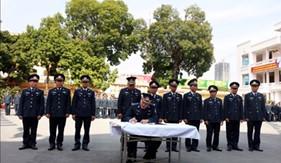 Bộ Tư lệnh Vùng Cảnh sát biển 2 tổ chức thành công Lễ Ra quân huấn luyện năm 2016