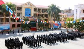 Quán triệt nhiệm vụ huấn luyện chiến đấu năm 2016 cho khối Cơ quan Bộ Tư lệnh Cảnh sát biển