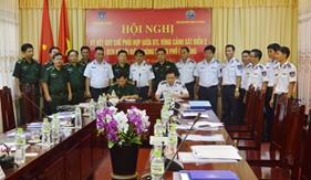 BTL Vùng Cảnh sát biển 2 ký kết quy chế phối hợp hoạt động với Bộ chỉ huy Bộ đội Biên phòng Tp. Đà Nẵng và Trung tâm Phối hợp tìm kiếm, Cứu nạn hàng hải khu vực II