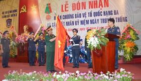 BTL Vùng Cảnh sát biển 3 kỷ niệm 15 năm Ngày thành lập và đón nhận Huân chương Bảo vệ Tổ quốc hạng Ba