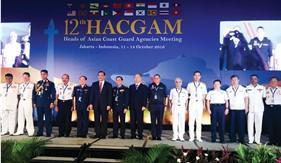 Công tác đối ngoại quốc phòng với chức năng, nhiệm vụ Cảnh sát biển