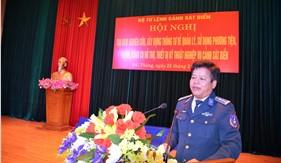 BTL Cảnh sát biển tọa đàm nghiên cứu, xây dựng thông tư về quản lý, sử dụng phương tiện, vũ khí, công cụ hỗ trợ, kỹ thuật nghiệp vụ Cảnh sát biển