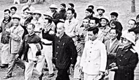 Sự ra đời nhà nước cách mạng Việt Nam với việc xây dựng, rèn luyện đội ngũ cán bộ, đảng viên theo tư tưởng Hồ Chí Minh