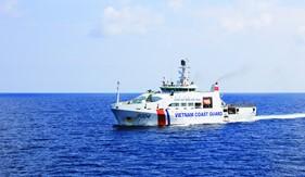 CSB 8004 - Con tàu của tình hữu nghị trên biển