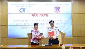 BTL Cảnh sát biển và VASEP: Phối hợp phòng ngừa, ngăn chặn hoạt động đánh bắt cá bất hợp pháp