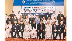 Hội nghị Những người đứng đầu Cảnh sát biển các nước châu Á lần thứ 13