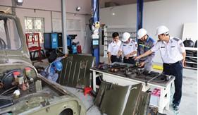 Ngành Xe- Máy Cảnh sát biển: Nỗ lực xây dựng chính quy, bảo đảm kỹ thuật, làm chủ trang bị xe - máy thế hệ mới