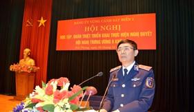 """""""Phi chính trị hóa quân đội"""" của các thế lực thù địch  và cách phòng chống đối với Lực lượng Cảnh sát biển Việt Nam"""