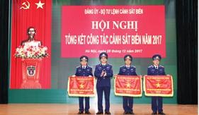 """Đẩy mạnh thực hiện Cuộc vận động """"Phát huy truyền thống, cống hiến tài năng, xứng danh Bộ đội Cụ Hồ"""" trong Lực lượng Cảnh sát biển"""