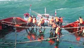 Một số biện pháp nâng cao hiệu quả  hoạt động tìm kiếm, cứu nạn trên biển