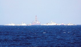 Nhìn lại sự kiện Hải Dương 981 và bài học kinh nghiệm trong đấu tranh bảo vệ chủ quyền biển đảo
