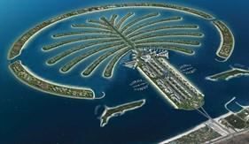 Những hòn đảo nhân tạo nổi tiếng