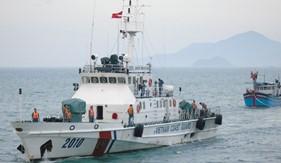 BTL Vùng Cảnh sát biển 3 cứu nạn thành công 10 thuyền viên gặp nạn trên biển