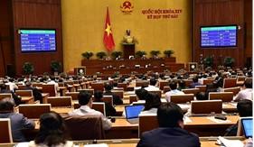 Quốc hội thông qua Luật Cảnh sát biển Việt Nam với tỷ lệ tán thành cao