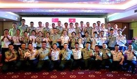 Khai mạc giao lưu sĩ quan trẻ Cảnh sát biển Việt Nam - Trung Quốc lần thứ 2