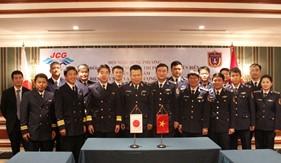 Trao đổi kinh nghiệm chống cướp biển giữa Cảnh sát biển Việt Nam và Lực lượng Bảo vệ bờ biển Nhật Bản