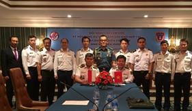 Cảnh sát biển Việt Nam làm việc với đoàn Cảnh sát biển Indonesia về dự thảo Bản ghi nhớ hợp tác